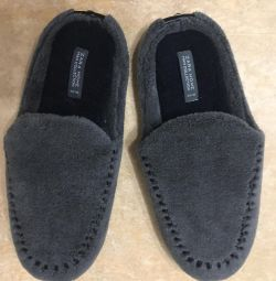 Men's slippers zarahome new