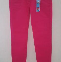 Новые джинсы Boboli 164