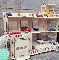 Σούπερ πάρκινγκ για αγόρια