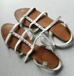 Sandale pentru femei trageți și purtați