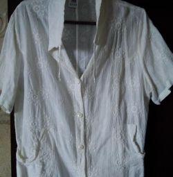 Bluză tricou de sex feminin dimensiune 54-56, de vară