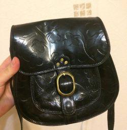 Τσάντα νέο δέρμα cross-body