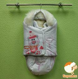 Înveliți iarna NOU cu o etichetă