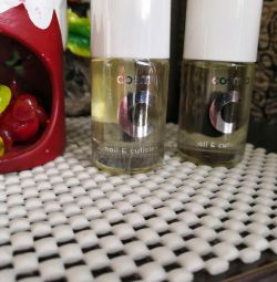 Top and Cuticle Oil