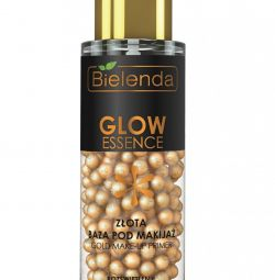 BIELENDA GLOW ESSENCE Brightening base for makeup