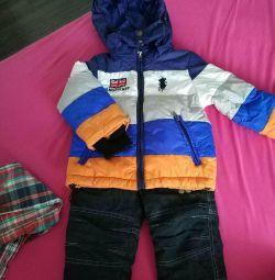 Warm pants osh kosh 86cm