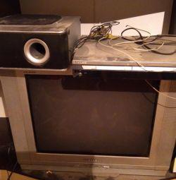 Μέρισμα TV +