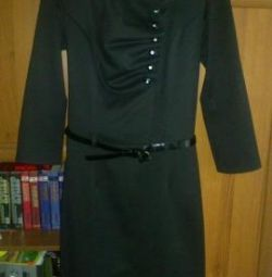 Dress on the lining size 44-46