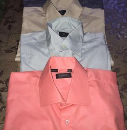 Men's shirts are new !!