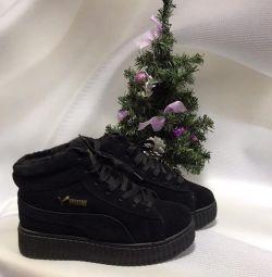 Ανδρικά πάνινα παπούτσια της Puma