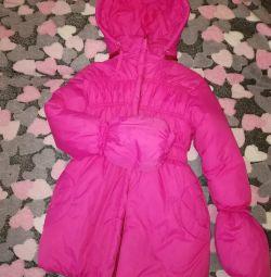 Курточка рост 116