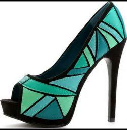 Yeni muhteşem ayakkabılar