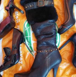 Взуття пакетом 36,5-37р.