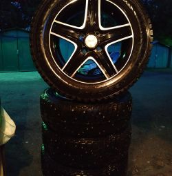 175 65 14 колеса в зборі зима