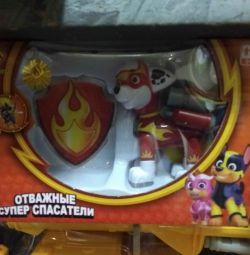 Отважные супер спасатели из мультика