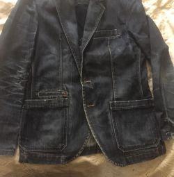 Джинсовий піджак Esprit