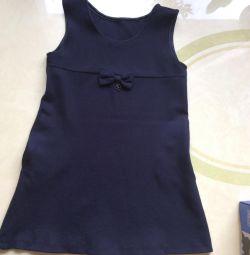 Kız elbise için çocuk sarafan