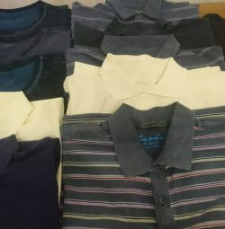 Tricouri bărbătești (pachet)