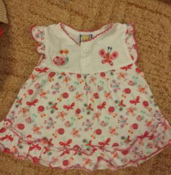 Одежда для девочки и мальчика