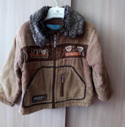 1 year jacket