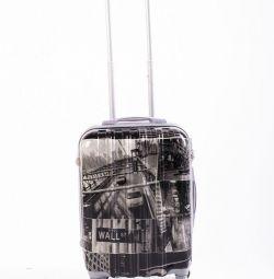 Πλαστική βαλίτσα