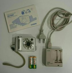 Digital Camera CASIO QV-R40