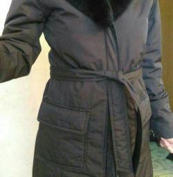 Пальто Саваж чорне