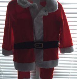 Santa Claus costume