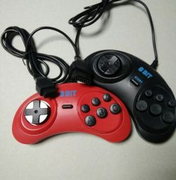 Joystick for dandy 8 bit