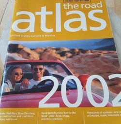 Atlas ΗΠΑ, ΚΑΝΑΔΑ ΚΑΙ ΜΕΞΙΚΟ