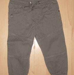 Jogger παντελόνια για 1-2 χρόνια