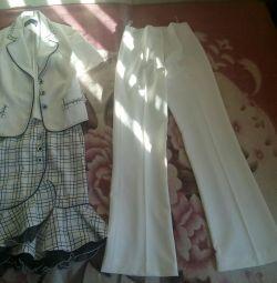 Takım elbise satmak