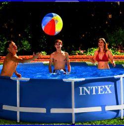 Frame pool 305x76 cm, Original Intex 28700
