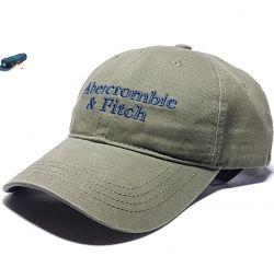 Abercrombie & Fitch Baseball Cap (Khaki)