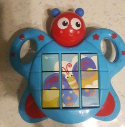 Toy doya imaginarium