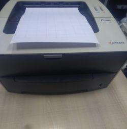 folosit imprimanta Kyocera FS-720, muncitor.