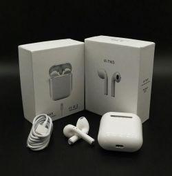 Ακουστικά Ασύρματη παροχή Airpods