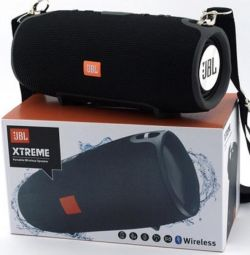 ✅ JBL ασύρματο ηχείο Bluetooth Xtreme