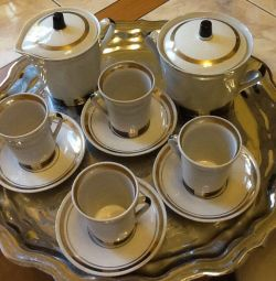 Coffee service of the USSR
