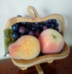 Folding fruits
