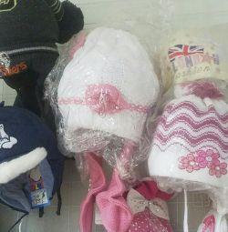 Καπέλα για νέα παιδιά