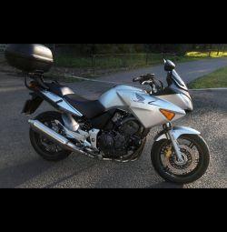 Honda CBF 600 SA motorcycle