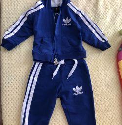 Adidas suit size 74
