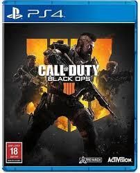 PS4 Games - call of duty black ops 4