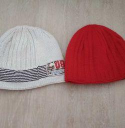 hat for boy p.50-52 autumn