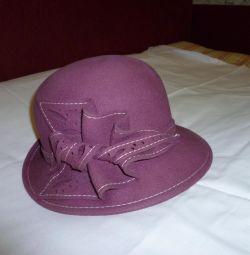 Το καπέλο αισθάνθηκε νέο r57-58