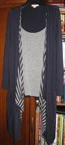 Cardigan tricotat pentru sarcină și nu numai