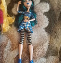 Doll monster high.base Cleo