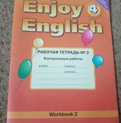 Βιβλίο εργασίας στα αγγλικά 4 cl