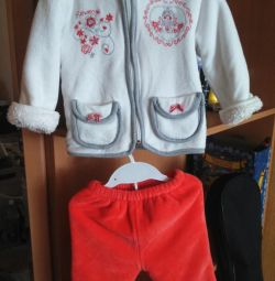 Κοστούμι για κορίτσι 1-1,5